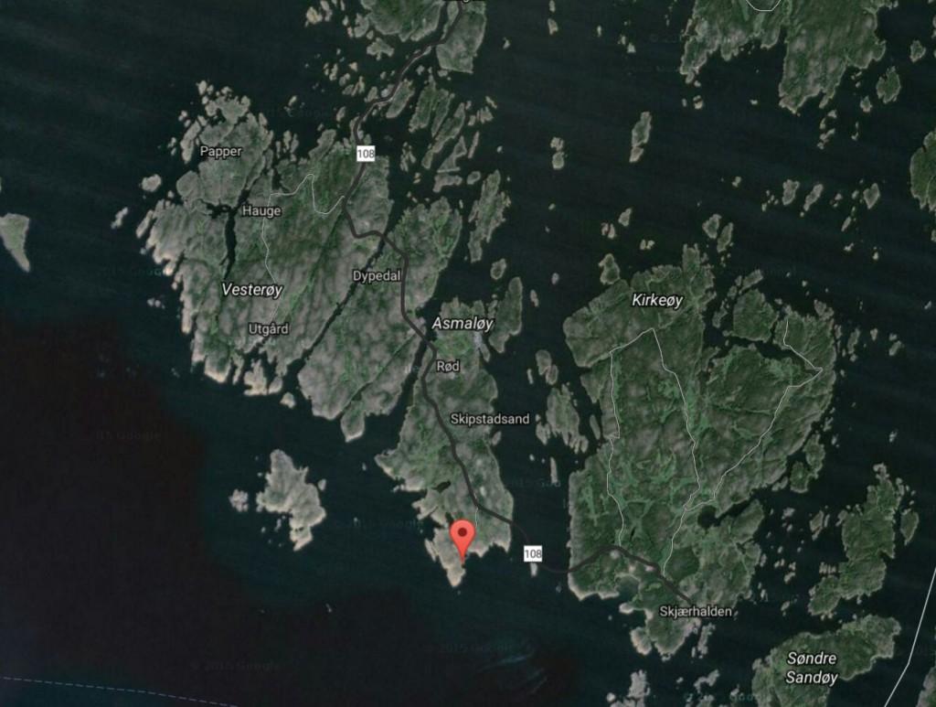 vikerbogen Sjøørret Fiskeplasser Hvaler
