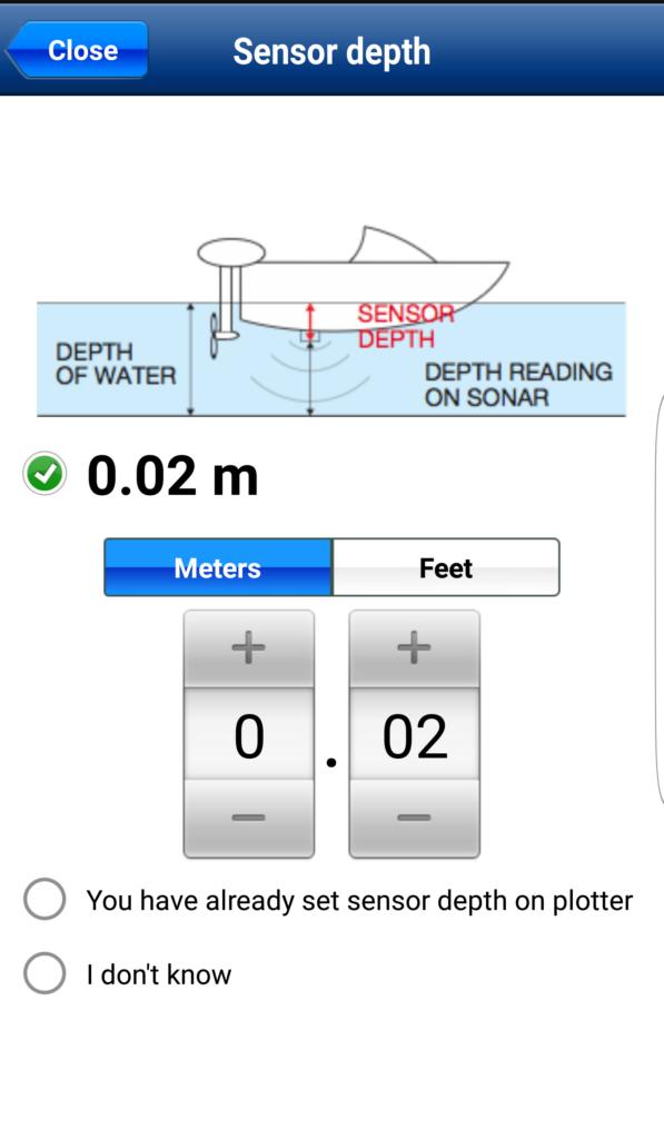 Navionics boating sonar Charts