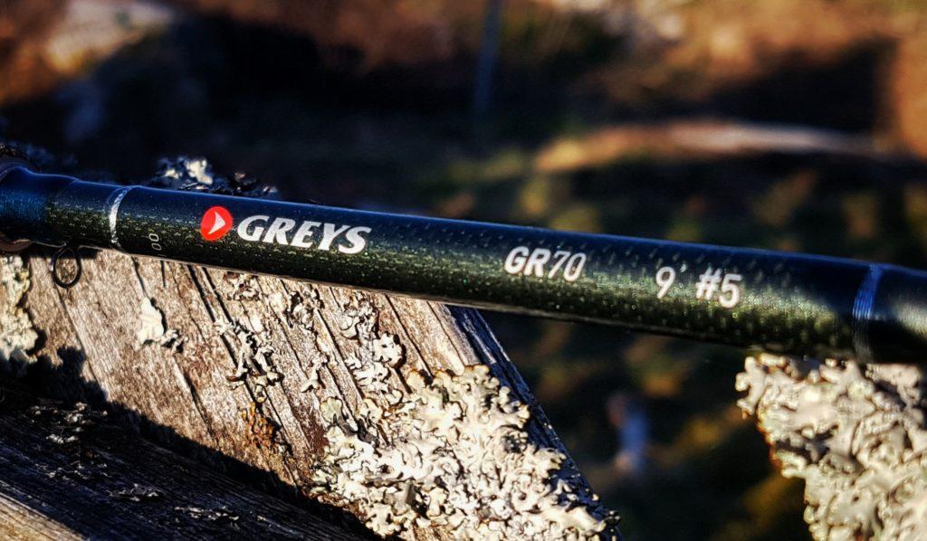 Greys GR 70 er en flott fluestang som har alle de egenskapene jeg leter etter!