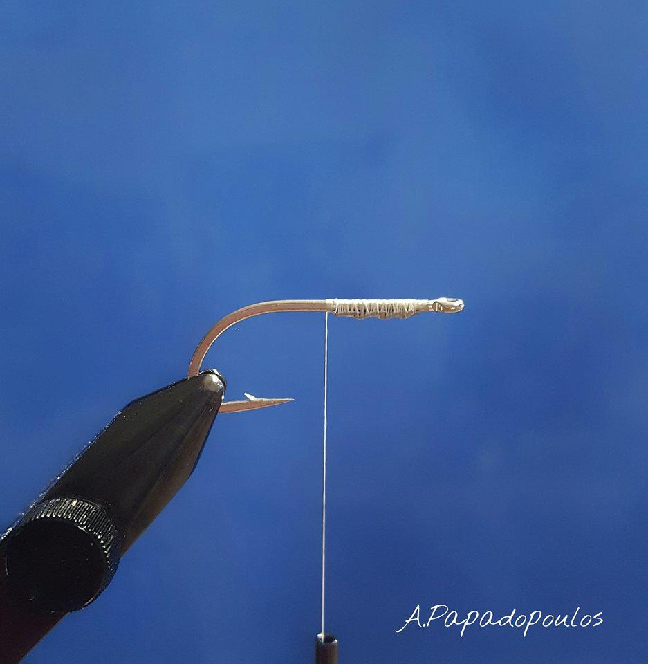 sjøørretflue - Bindebeskrivelse Zonker Baitfish. Her følger en bindebeskrivelse på en meget kjent og effektiv sjøørretflue.