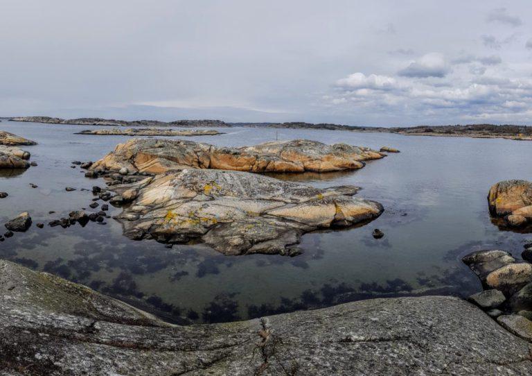 En fantastisk sjøørretplass på Hvaler.