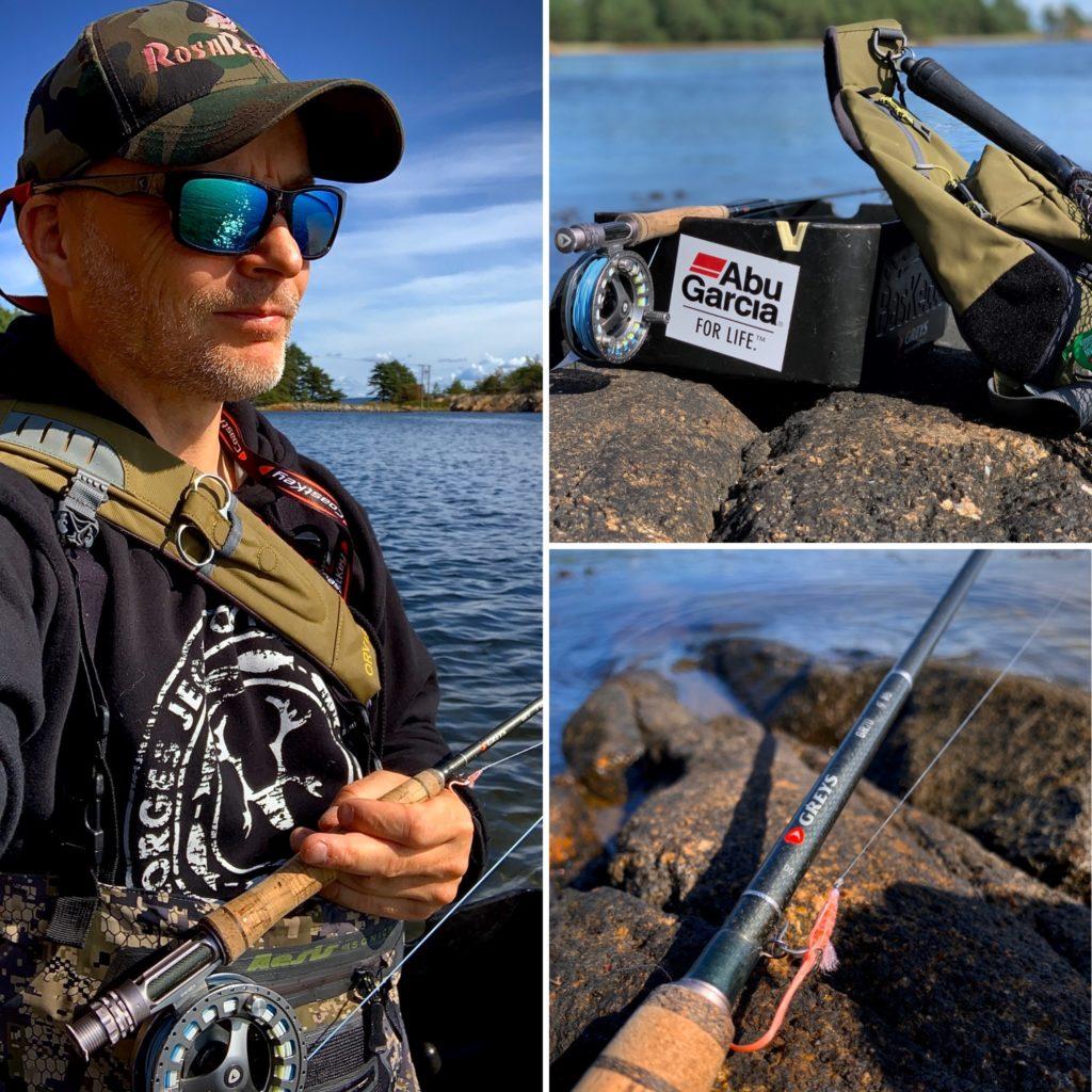 Det å fiske sjøørret om høsten kan by på virkelig flotte opplevelser!