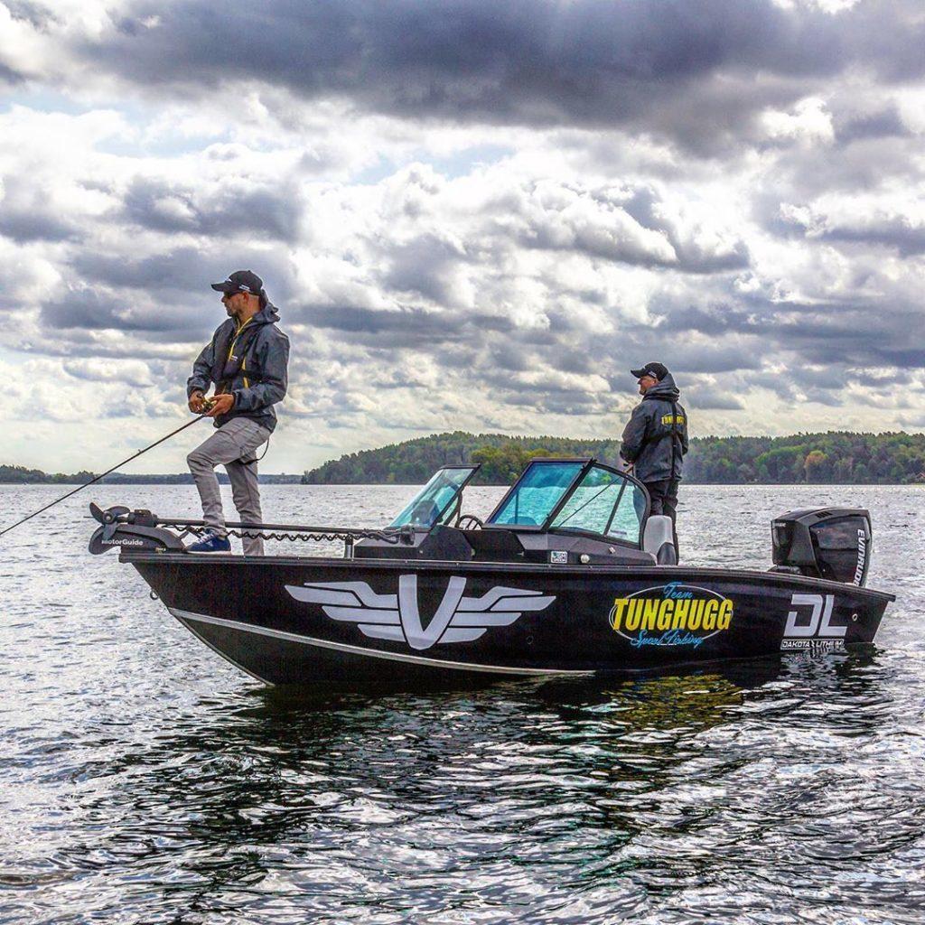 V-boats fishpro 54. En fantastisk båt valgt av mange sportsfiskere.