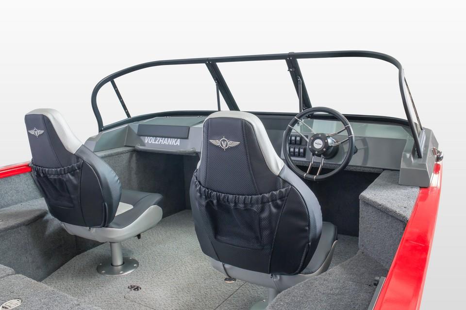 V-boats fishpro 50. Stokken båt og motor AS er forhandler av denne. En fantastisk båt til sportsfiske.