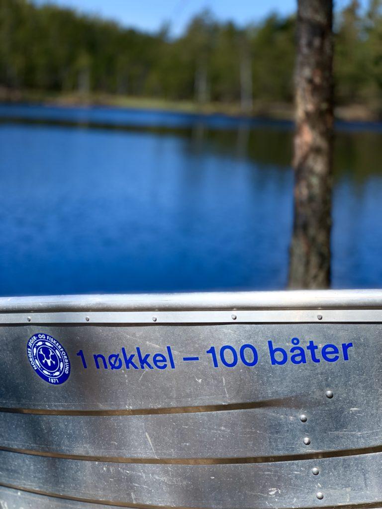 En nøkkel 100 båter. Et genialt tilbud for NJFF medlemmer.